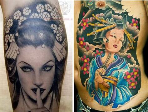 geisha doll tattoo meaning 65 best images about ink the meaning of tattoos on