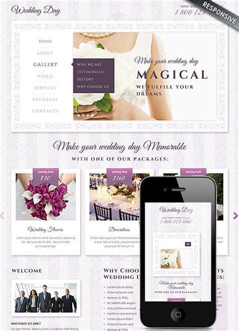 bootstrap templates for wedding wedding bootstrap template id 300111824 from bootstrap