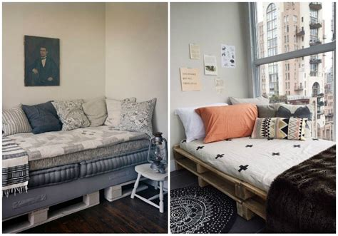 decorar cama en sofa ideias para decorar sof 225 de paletes
