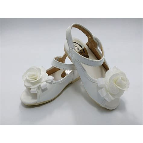 Sepatu Sandal Flower Import sepatu anak sepatu sandal anak cewek import fashion untuk 1y 3y shopee indonesia