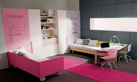 coolest teenage bedrooms pink and gray bedrooms cool teenage girl bedroom ideas