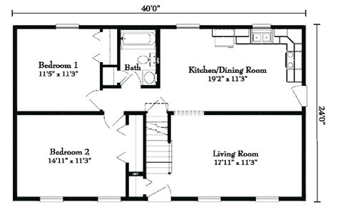 Cape Cod Style Floor Plans by Cape Cod House Plans 1950s America Style Best Floor 1950
