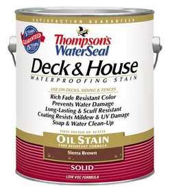 thompsons   deck house waterproofing solid