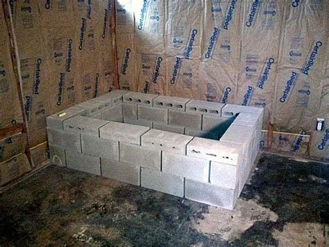 how to make a tile bathtub roman tub build thread ceramic tile advice forums john