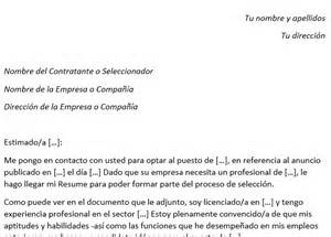 que es una cover letter ejemplo de cover letter para resume resume con cover