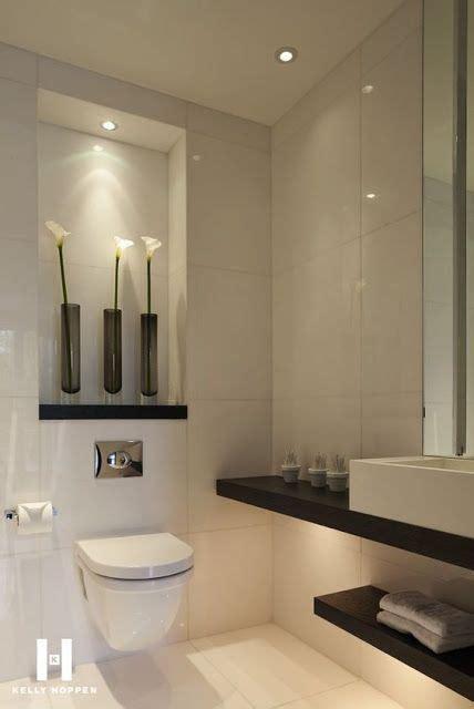 decoracion de baños pequeños elegantes las 25 mejores ideas sobre decorar ba 241 os en pinterest y