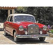 1962 Mercedes Benz 180  Information And Photos MOMENTcar