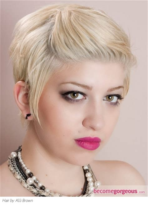 become gorgeous short hair gallery pictures pictures short hairstyles short pin back hair style
