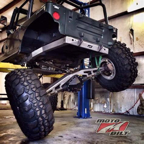 Jeep Suspension Custom Build Jeep Yj 4 Link Suspension And Back Half Kit