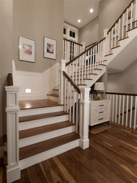 traditional staircases houndstooth residence traditional staircase denver