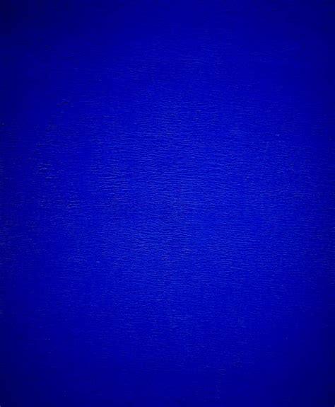 Yves Klein Blue by Yves Klein Blue Illustration