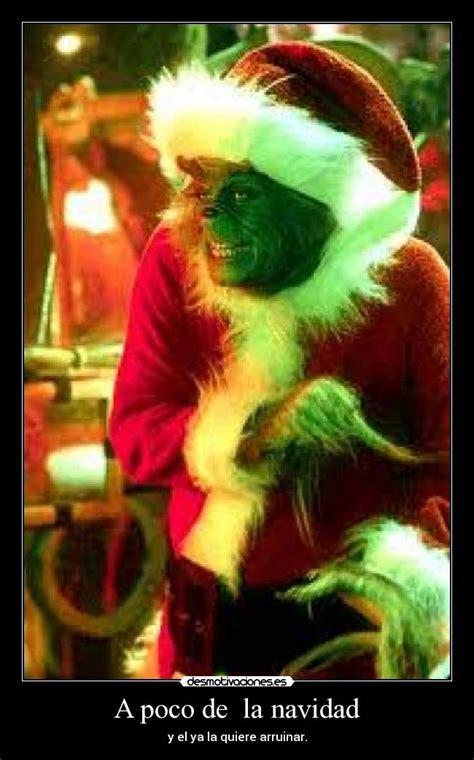 imagenes de navidad grinch im 225 genes y carteles de grinch pag 8 desmotivaciones