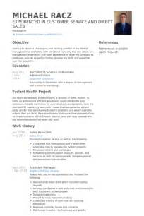 Program Associate Sle Resume by Sales Associate Resume Sles Visualcv Resume Sles Database