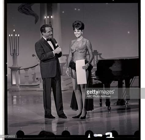 raquel welch hollywood palace 11 14 1964 hollywood palace host victor borge with then