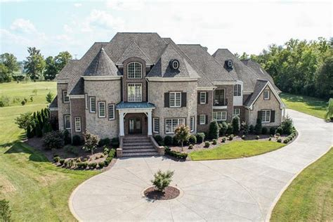 Story And A Half Floor Plans 14 000 Square Foot Brick Mansion In Brentwood Tn Homes