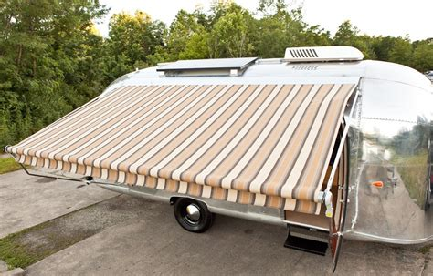 airstream awning vintage airstream for sale new prairie construction