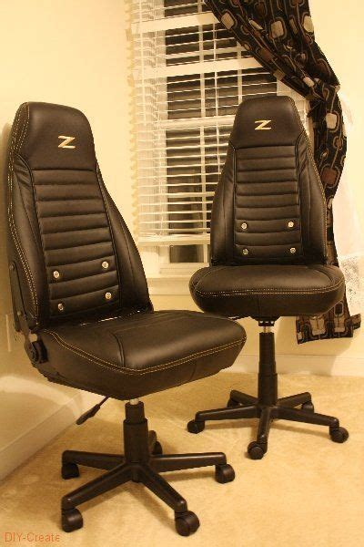 Car Seat Chair by How To Turn Junker Car Seats Into Beautiful Office Chairs