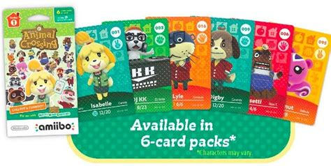 animal crossing nfc card template what are animal crossing amiibo cards feature prima