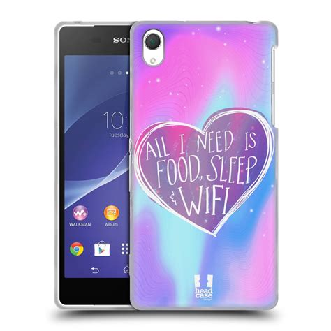 love themes for sony z2 head case wifi love silicone gel case for sony xperia z2