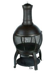 Garden Treasures Chiminea by Pits Backyards And Backyard Creations On
