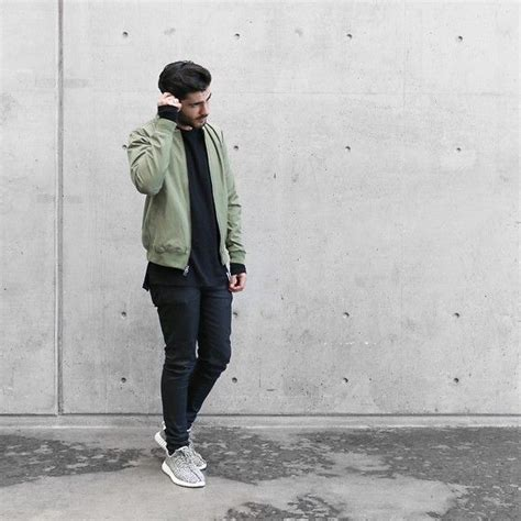 Adidas Yezzy For Mens saturdays surf nyc bomber wings of liberty stacker sleeve nudie adidas
