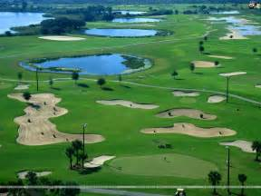 Golf Course Golf Courses Wallpapers
