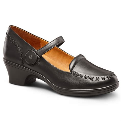 Comfort Dress Shoes For by Dr Comfort Cathy S Diabetic Depth Heel Dress Shoe