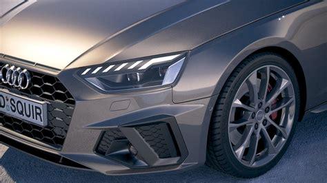 Audi Avant 2020 by Audi S4 Avant 2020