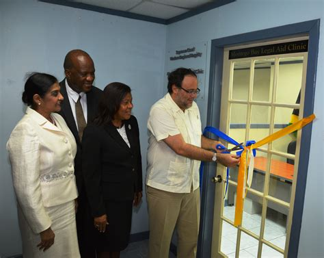 Justice Ministry Opens Offices in Montego Bay to Provide ... Legal Aid Clinic In Jamaica