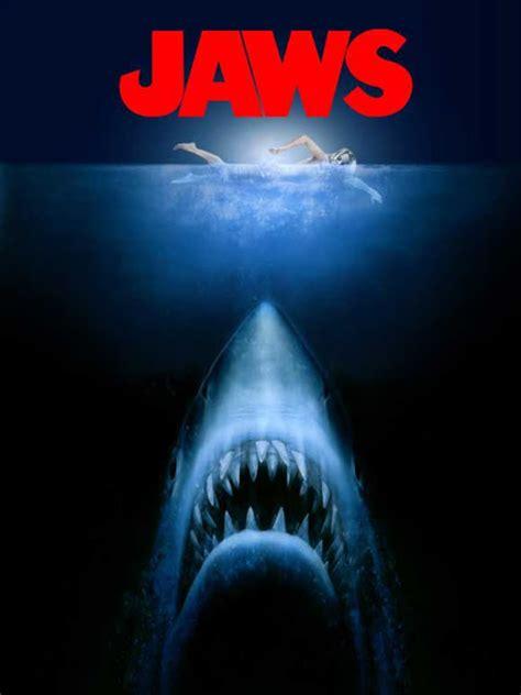 Kaos Keren Jaws 1975 Shark Classic the geeky nerfherder poster jaws 1975