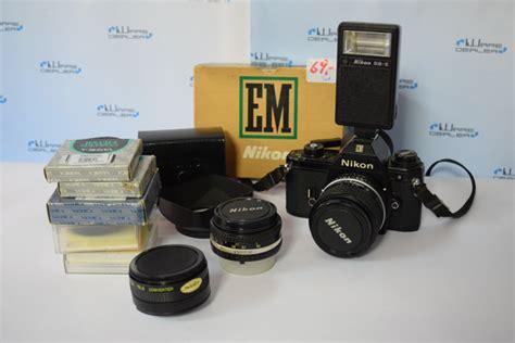 Kamera Nikon Em nikon em kamera waredealer