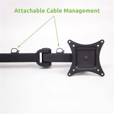 lcd monitor desk stand mount free standing