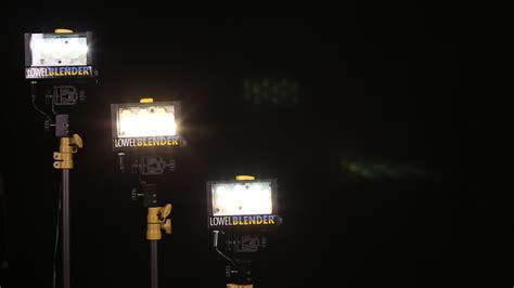 tutorial blender lighting led to go lowel blender 3 light kit videomaker com