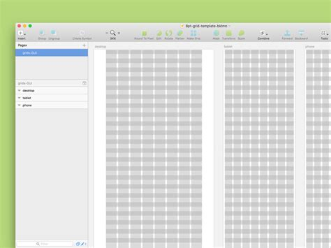 material design layout grid 8pt material design grid ui freebies