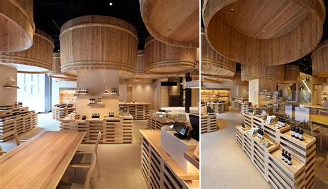 Wacha A New Japanese Boutique And Restaurant by Zen And The Of Retail 5 Lovely Interiors In Japan