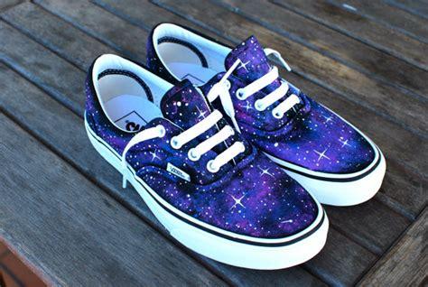 Vans Era Galaxy 1 custom galaxy vans era shoes by bstreetshoes on etsy