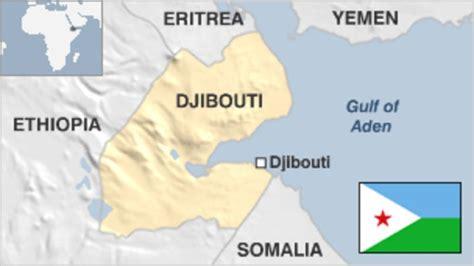 middle east map djibouti djibouti country profile news