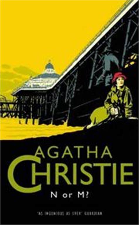 Novel N Or M N Atau M Agatha Christie n or m agatha christie collection april 30 1973