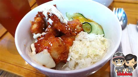 Mayonais Prima Rasa Barbeque rice bowl cp binkdotz