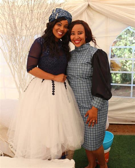 Sotho African Wedding Dresses   Wedding