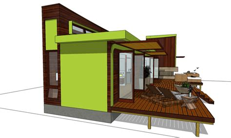 Hummingbird H2 House Plan 3973 Design Build Hummingbird Tiny Houses