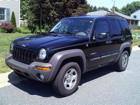 Jeep Liberty 2000 2004 Jeep Liberty For Sale Dover Delaware