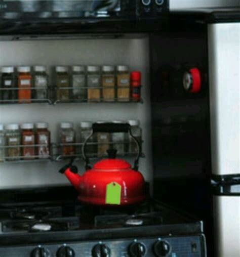 Stove Spice Rack diy spice rack stove house diy and crafts spice racks and stove