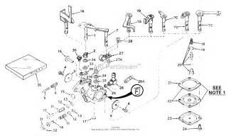 tecumseh ca 631116 parts diagram for carburetor