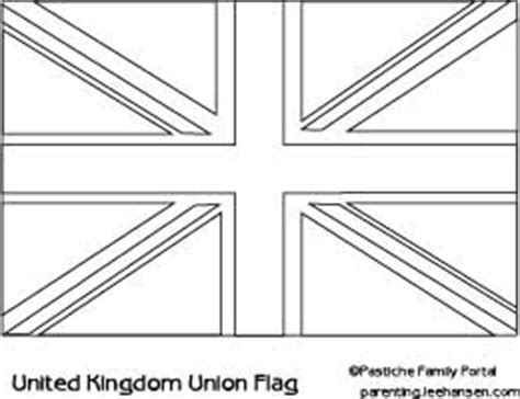 coloring page union flag printable uk flag union flag