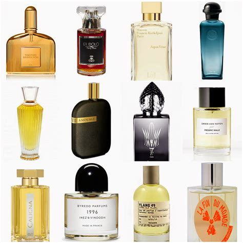 10 Great Perfumes by Persolaise A Perfume Best Perfumes Of 2013