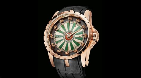 excalibur knights of the table roger dubuis excalibur knights of the table ii