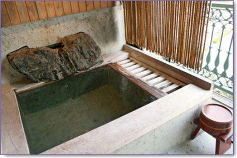 japanische badewanne japanese bathroom design and decor inspiration