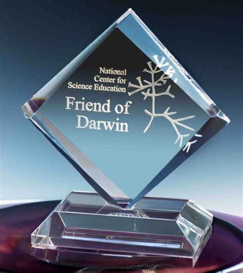 Banister Financial Friend Of Darwin Awards Ncse