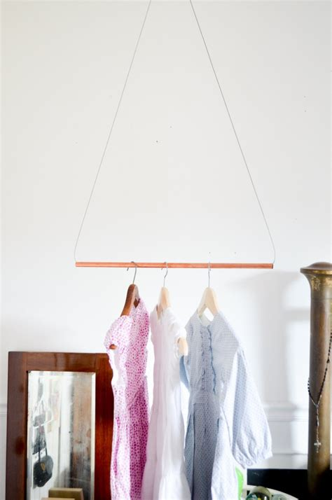 best 25 hanging clothes racks ideas on